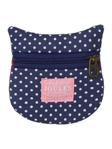 Girls Spot Print Owl Purse