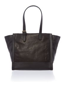 DKNY Pure black tote bag
