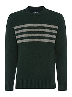 Johnsbury Crew Neck Jumper