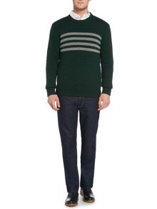 Howick Johnsbury Crew Neck Jumper