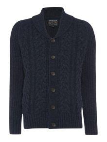 Hunesdale Cable Cardigan