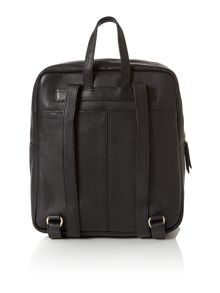 Richmond black small backpack