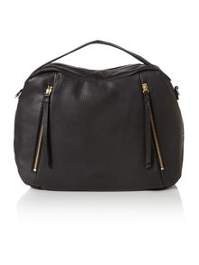 Brondesbury large black shoulder bag
