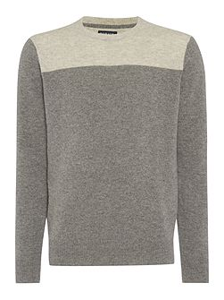 Men's Howick Hudson Crew Neck Long Sleeve Jumper