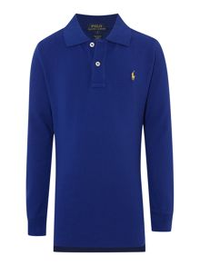 Polo Ralph Lauren Boys long sleeve polo
