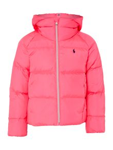 Girl Hooded Jacket
