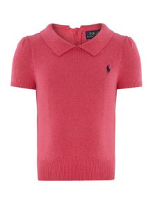 Polo Ralph Lauren Girls short sleeve jumper