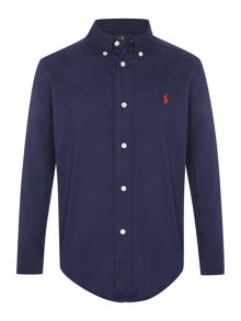 Polo Ralph Lauren Boy Long Sleeve Shirt