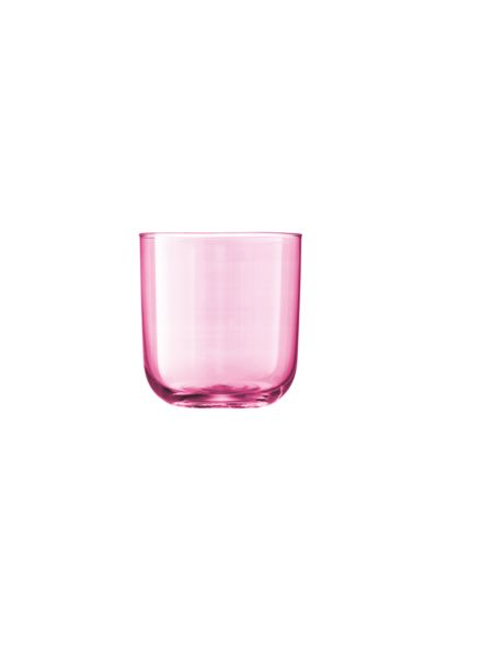 LSA Polka Tumbler 420ml Pastel Assorted x 4