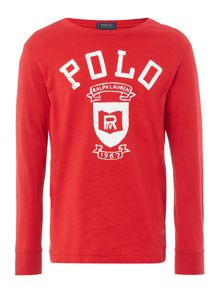 Polo Ralph Lauren Boys Long Sleeve T-shirt
