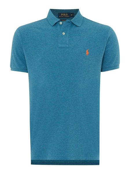 Polo Ralph Lauren Custom Fit Basic Mesh Polo