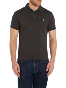 Slim Fit Light Weight Mesh Polo