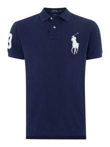 Custom Fit Big Pony Polo Shirt