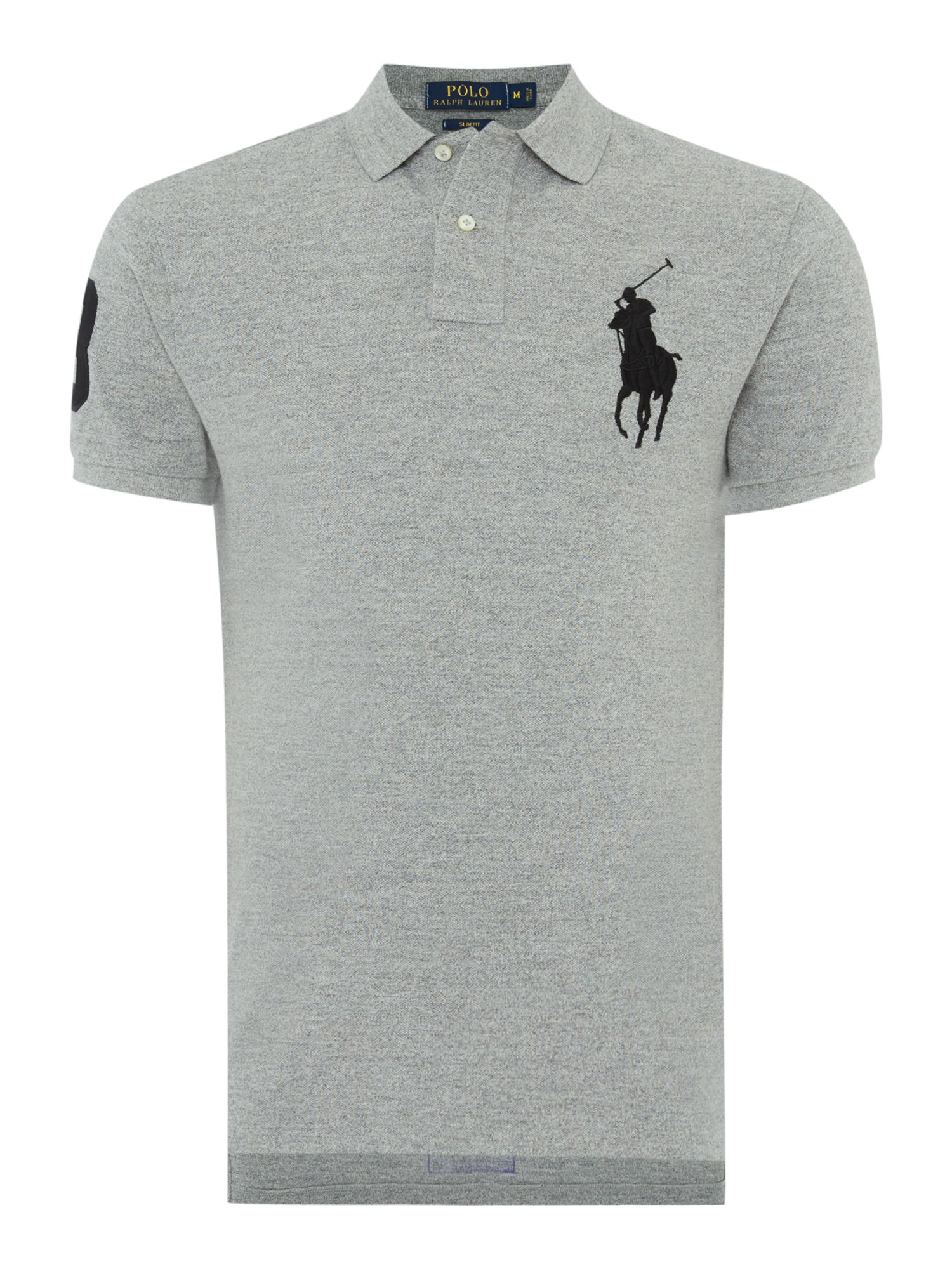 ... Polo Ralph Lauren Custom Fit Big Pony Polo Shirt ...
