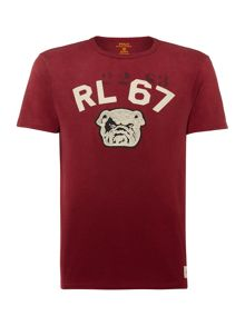 Polo Ralph Lauren Custom Fit 67 Logo T-Shirt