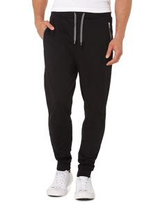 Dawaro Skinny Fit Casual Tracksuit Bottoms