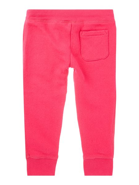 Polo Ralph Lauren Girls Small Pony Player Joggers