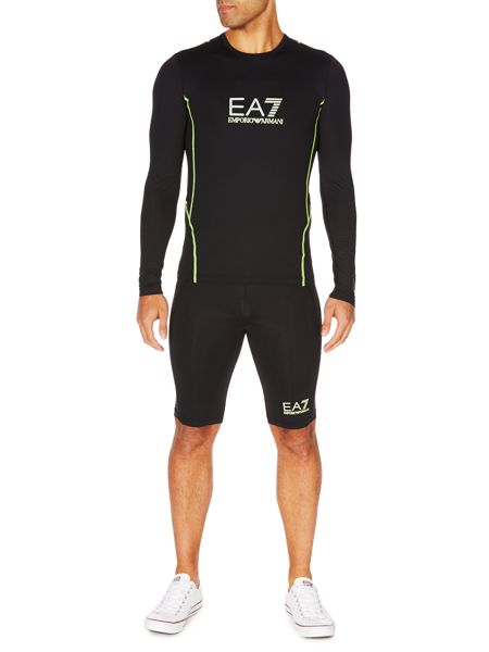 EA7 Vigor Gym Short