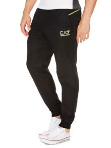EA7 Ventus Casual Cuffed Tracksuit Bottoms