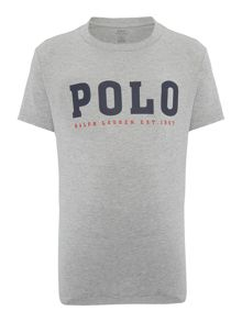 Polo Ralph Lauren Boy Short Sleeve Polo