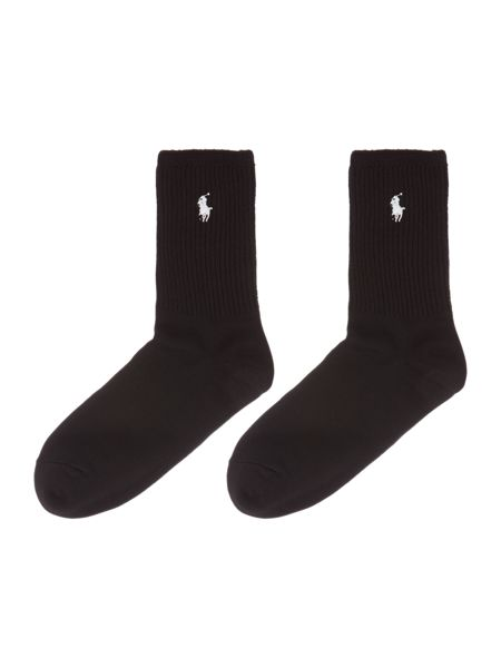Polo Ralph Lauren Super soft 2 pair pack ankle socks