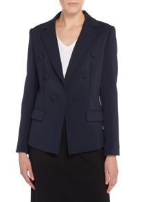 Ellen Tracy Double breasted jacket