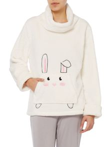 Therapy Rosie Rabbit Snuggle Top