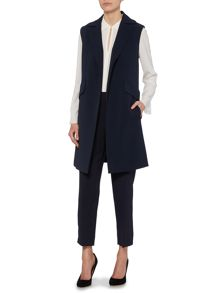 Ellen Tracy Elongated gilet