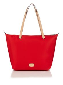 Radley Pocket essentials large red tote bag