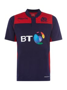 Scottish Rugby Logo Crew Neck Regular Fit T-Shirt