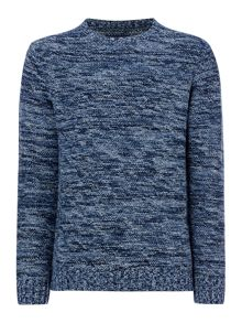Criminal Rupert Spacedye Crew Neck Pull Over Jump