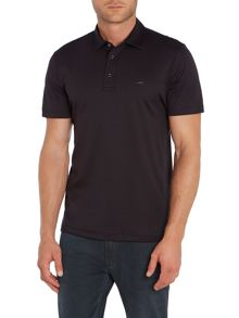 Sleek MK Slim Fit Logo Polo Shirt