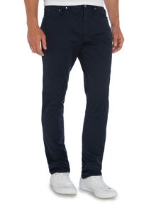 Slim Fit Casual 5 Pocket Trouser