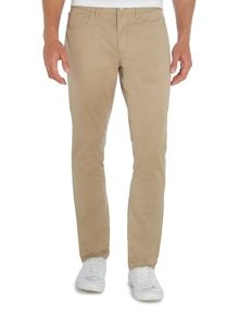Michael Kors Slim Fit Casual 5 Pocket Trouser