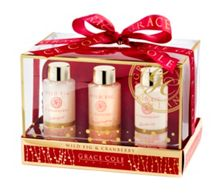 Grace Cole Wild Fig & Cranberry Wonderful Delights Gift Set