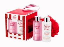 Frosted Cherry & Vanilla Beautiful Cleansing Set