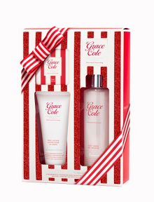 Frosted Cherry & Vanilla Calming Bathing Gift Set