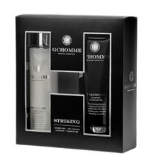 Homme Black Pepper Striking Gift Set