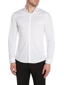 Michael Kors Slim Fit Poplin Shirt