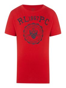 Polo Ralph Lauren Boys Short Sleeve T-Shirt