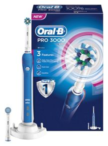 Oral B Pro3000 Electric Toothbrush