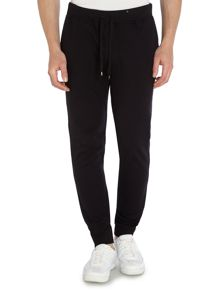 Straight Leg Casual Tracksuit Bottoms