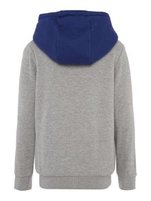 Boys Fleeced Lined Full Zip Hoody