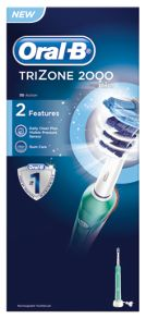 Oral B TZ2000 Electric Toothbrush