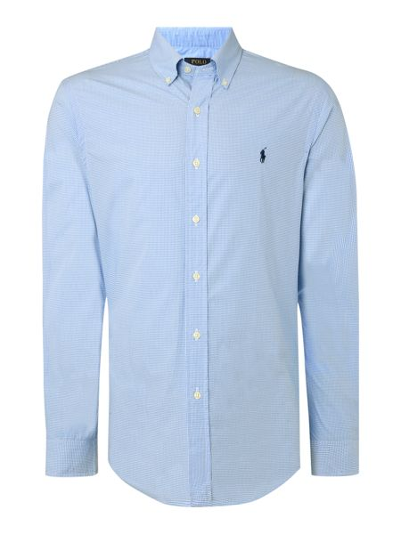 Polo Ralph Lauren Slim-Fit checked Shirt