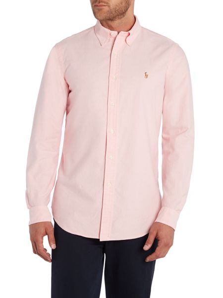 Polo Ralph Lauren Regular-fit Oxford Shirt