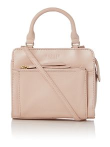 Clerkenwell light pink mini crossbody bag