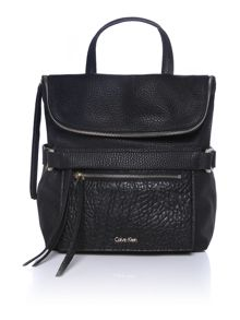 Cecile black backpack