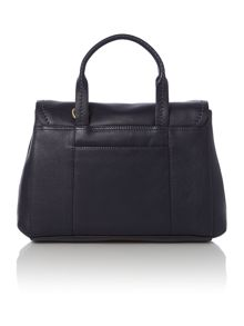 Chiswick park navy medium tote bag