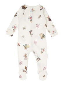 Boys Farms For City Children Baby Grow